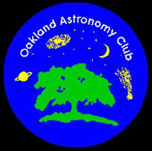 The Oakland Astronomy Club Logo